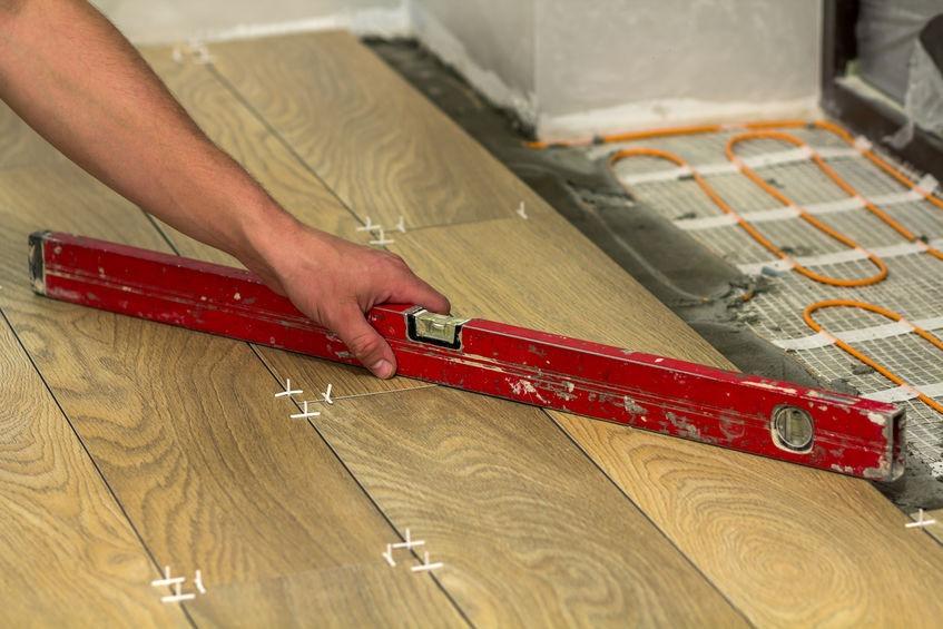 Verwonderend Vloerverwarming en een houten vloer? | Rotinka Parket AC-82